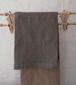 Håndklædeholder i jern B: 60 cm.  - 2