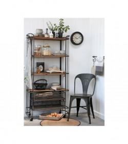 Sort factory stol - 1