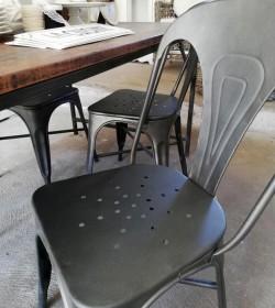 Sort factory stol - 4