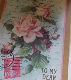 Dobbeltkort med kuvert To my dear friend 12,5x17 cm.  - 2