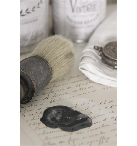 Kalkmaling Black velvet 700 ml. - 2