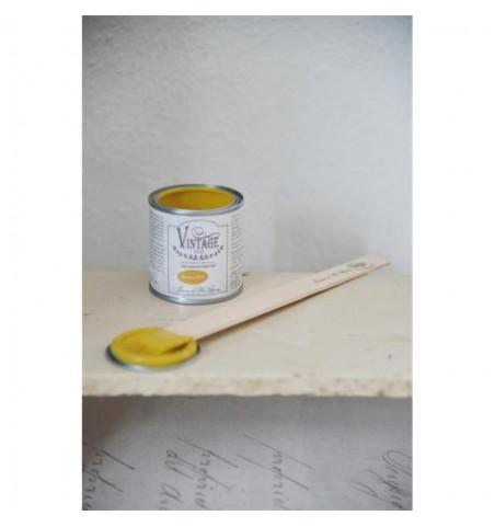 Kalkmaling Warm yellow 100 ml.  - 2