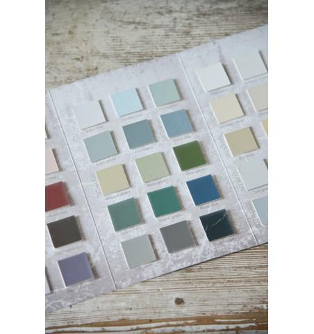 Farvekort Vintage Paint kalkmaling  - 2