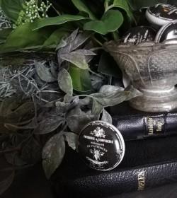 Møbelknop sort Patisserie Ø: 4 cm.  - 1
