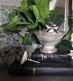 Møbelknop sort Patisserie Ø: 4 cm.  - 2