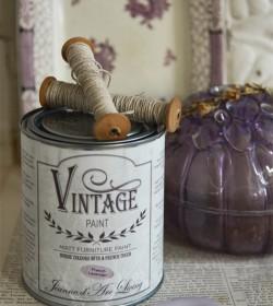 Kalkmaling French lavender 700 ml - 1