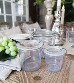 Sæt med 3 stk. sylteglas