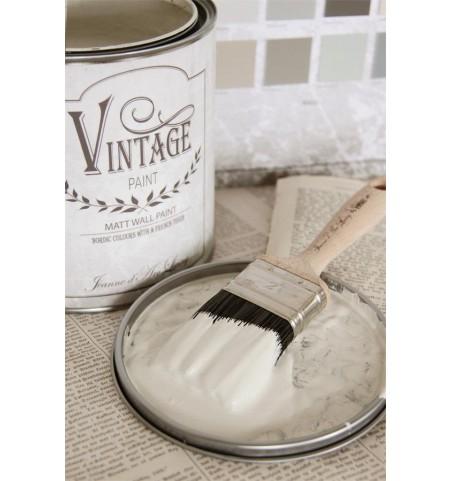 Kalkmaling Warm cream 2.5 l  - 1