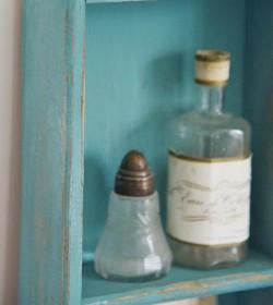 Kalkmaling Old Turquiose 700 ml  - 2