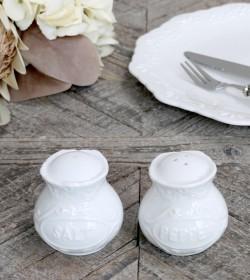 Hvidt Provence salt og...