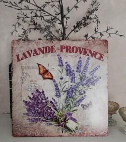 Skilt Lavande de Provence...