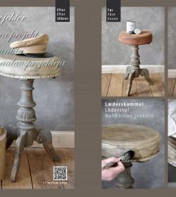 Hæfte Vintage Paint vejledning DK/SE/FI - 2