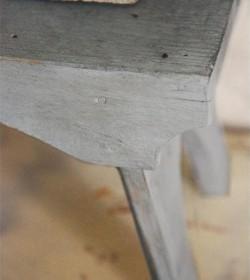 Kalkmaling Old grey 700 ml.  - 4
