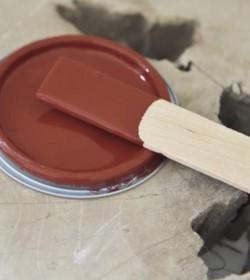 Kalkmaling Rusty red 700 ml.  - 2