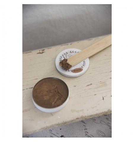 Lille antikvoks bronze 35 gram - 1