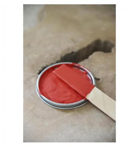 Kalkmaling Warm red 700 ml.  - 2
