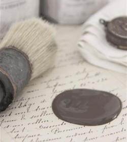Kalkmaling Chocolate brown 100 ml - 1