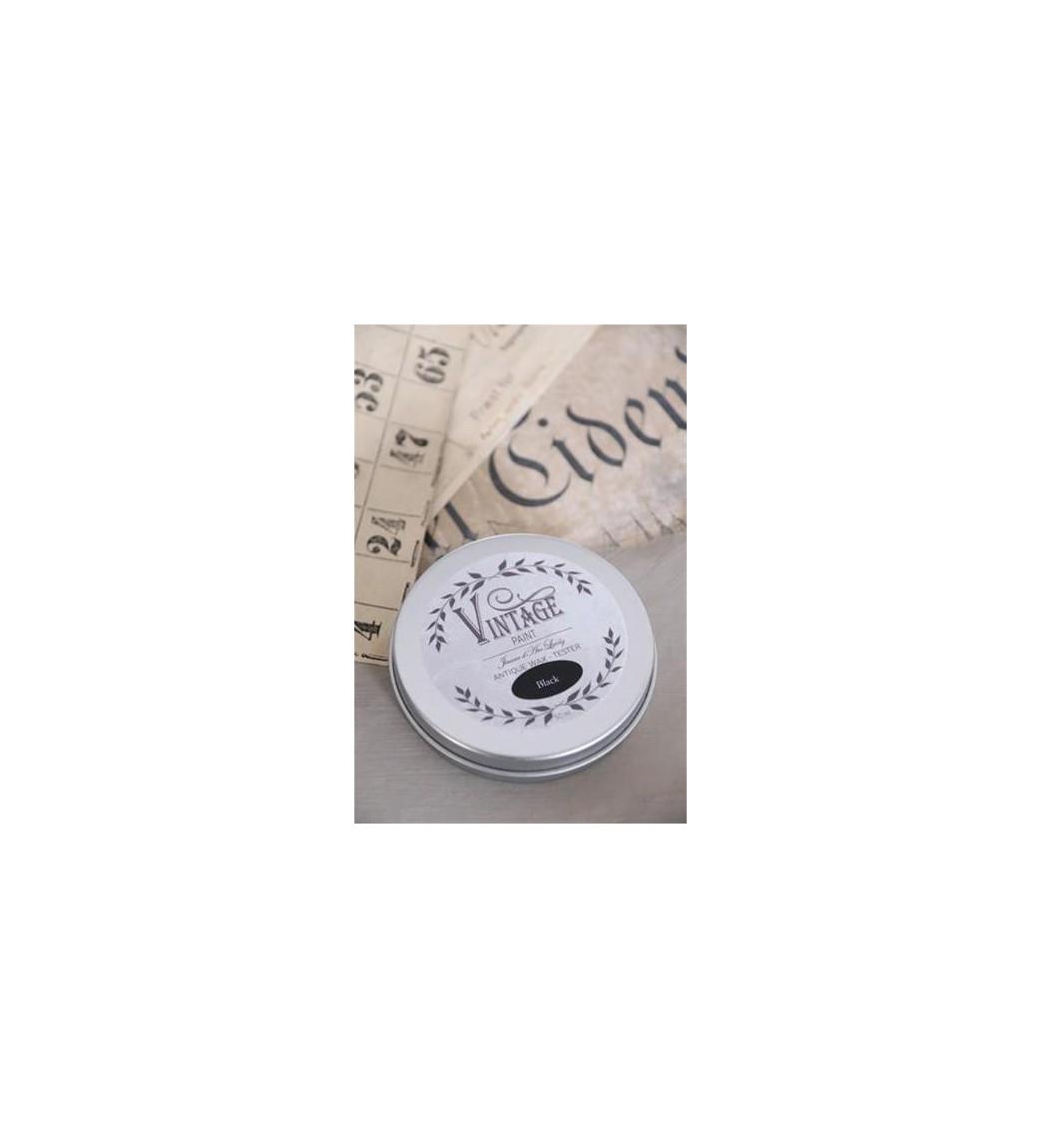 Lille antikvoks sort 50 ml - 1
