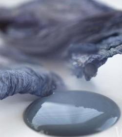 Kalkmaling Ocean blue 100 ml - 1