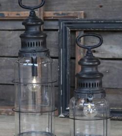 Hvid pære til stald lanterne E12 2900 Kelvin pr. stk.  - 2