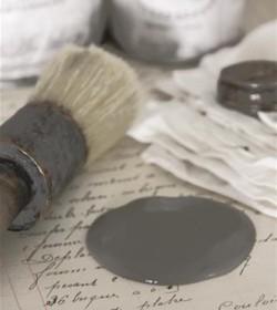 Kalkmaling French grey 100 ml  - 1