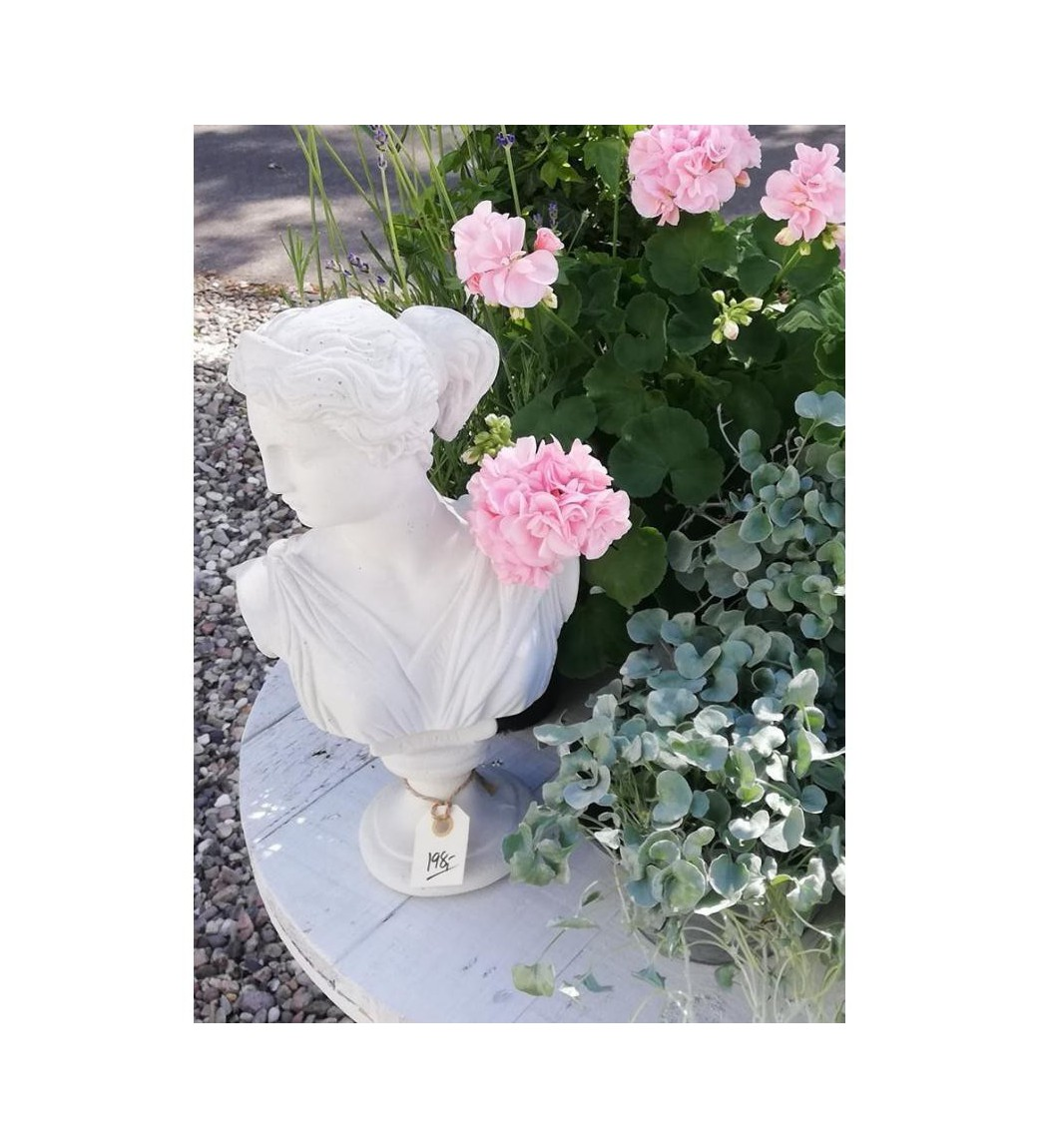 Buste i marmor (Artemis) - 1