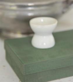 Kalkmaling Dusty olive 100 ml.  - 3