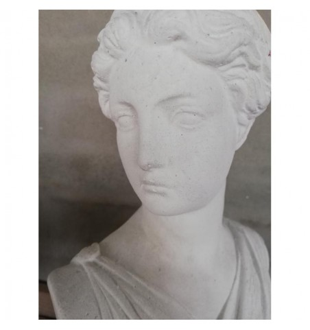 Buste i marmor (Artemis) - 2