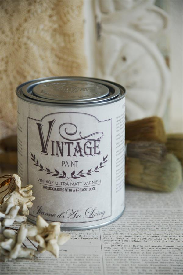 Vintage Paint ultra mat lak 700 ml.